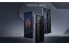努比亚红魔6SPro手机炫耀RGB散热风扇和透明背部