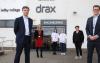 德拉克斯电站签署180000英镑的协议以培训未来的清洁技术劳动力