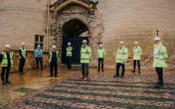 诺丁汉城堡即将完成3000万英镑的修复工作