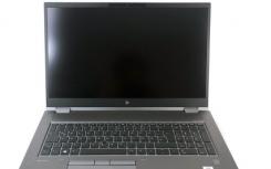 惠普ZBook Fury 17 G7笔记本电脑评测