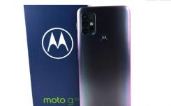 摩托罗拉Moto G30智能手机评测