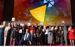 2021年PIEoneer奖得主在伦敦混合动力盛会上揭晓