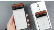 谷歌PIXEL6手机在正式发布后数小时内的首次开箱