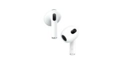 苹果AirPods3耳塞在墨西哥的售价为4499比索